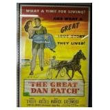 1949 United Artist The Great Dan Patch Lithograph