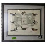 Signed Ward Brothers Wildfowl Counterfeiters In