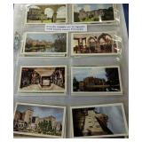 Doncella Complete Set 32 Cigarette Cards Country