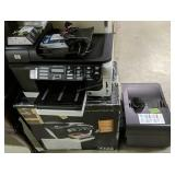 Pair Of Hp All-in-one Office Printers