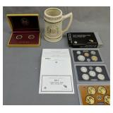 2012 United States Mint Silver Proof Set, Great