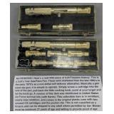 Colt Tear Gas Flare Pen. 1 Complete, 1 Partial Set