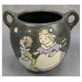 """5.5"""" Grey Stellmacher Teplitz Vase"""