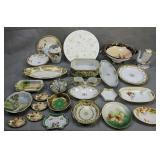 Shelf Lot Hand-painted Nippon Etc. Bowls