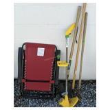 Zero Gravity Chair, Yard Tools