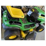John Deere La145 Tractor Riding Lawn Mower