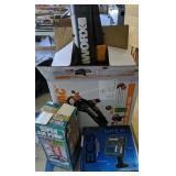 Worx Blow Mulch Vac, Super Air Pump, Si-tex Ec5