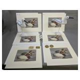 Maryland 93-94 Louis Frisino Duck Prints,