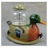 Carousel Duck Gumball Machine