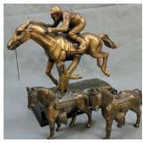 Horse Sculpture, Figurines