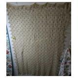 "Keystone Crochet Cover 57x88"""