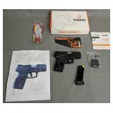 Taurus G2s 9 Mm Luger Sn Tlx 42712