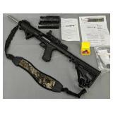 Glock G17 Mech Tech Carbine Conversion With