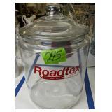Roadtex Transportation Corp Covered Jar