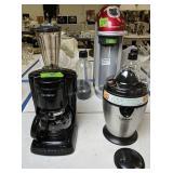 Small Kitchen Appliances, Sodastream, Juicer Etc