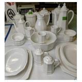 Pfaltzgraff Canisters, Teapots Etc