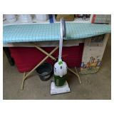 Eureka Super Light Vacuum Cleaner, Ironing