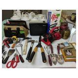 Tool Bag, Tools, Dirt Devil Etc