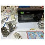 Microwave, Jars, Manassas Stoneware Pottery