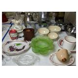 Kitchen Items. Pitcher, Washable Picture, Cake