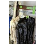 3 Ladies Jackets. Wilson Suede Coat, Fur Coats