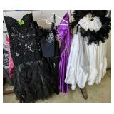 Collection Of Ladies Evening Gowns