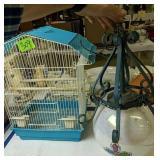 Bird Cage, Hanging Light Fixture