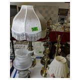 Table Lamps. Stiffel Etc