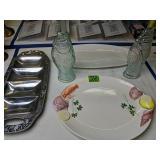 Crab Platter, Fish Platter, Lobster Platter,