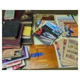 Books, Railroad Magazine, Comics, Waco Research