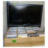 Sony Bravia 32-in Flat Screen Hdtv, Collection