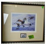 Jim Taylor 97 Maryland Ducks Unlimited Print