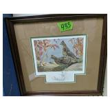 1984 Pennsylvania Conservation Stamp Print By J