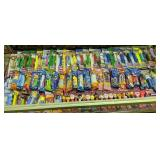 Showcase Lot Assorted Pez. Star Wars, Holiday,