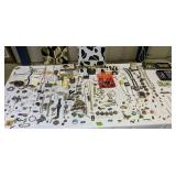Estate Costume Jewelry Etc. Preview A Must