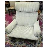 Giovanni Saporiti Modern Design Lounge Chair