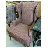 """43"""" Wingback Chair"""
