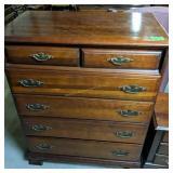 "Cherry Dresser 34x18.5x43"""