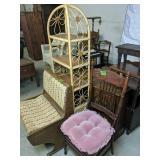 Crib, Stool, Stand, Cabinet, Magazine Rack,