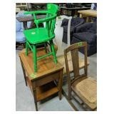 Rocking Chair, Child
