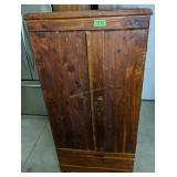 """Cedar Wardrobe 31x21x63"""""""