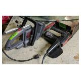 Working Remington 2.5 Hp Chainsaw, Hedgers