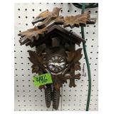 "11"" Black Forest Cuckoo Clock"