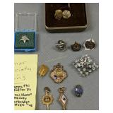 Order Of The Eastern Star Pins, Phi Kappa Phi