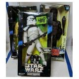 Star Wars, Planet Of The Apes Action Figures