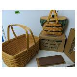 Longaberger Baskets, Bread Basket Brick