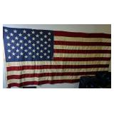 """112x56"""" Valley Forge Flag & Co American Flag, To"""