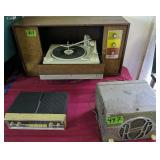Westinghouse Solid State Record Player, Derby