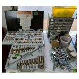 Tap And Die Set, Hardware, Organizer Etc