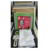 Kenwood Kac-7201 Car Amplifier, Records